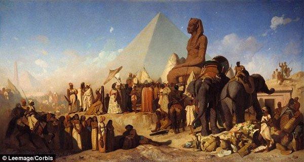 Quân đội thời Ai Cập cổ đại
