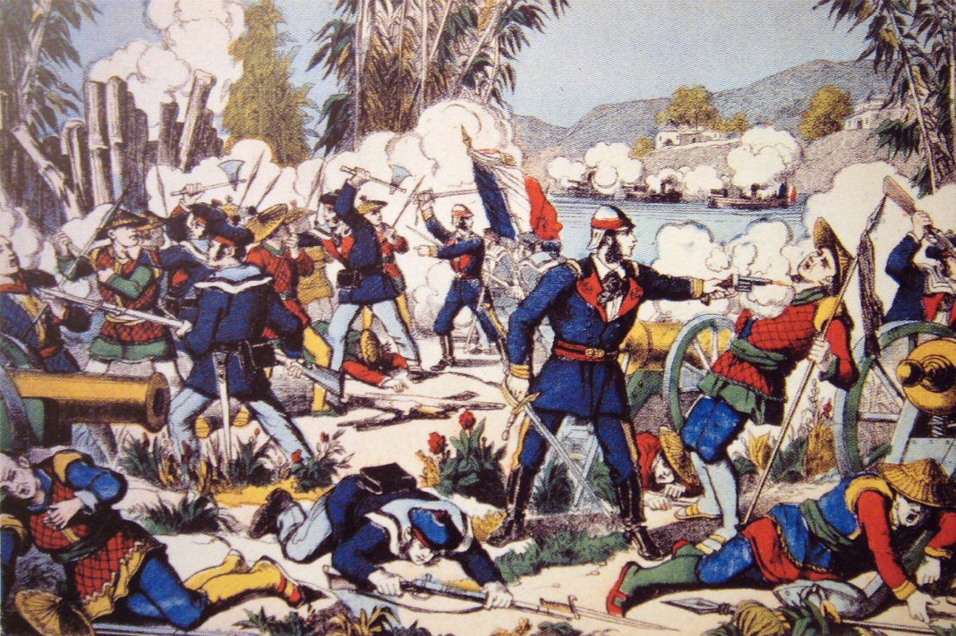 Trận Cầu Giấy 1883