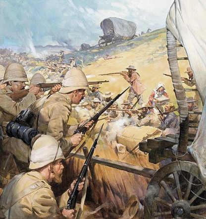 CUỘC CHIẾN TRANH ANH - Boer 1899 -1902