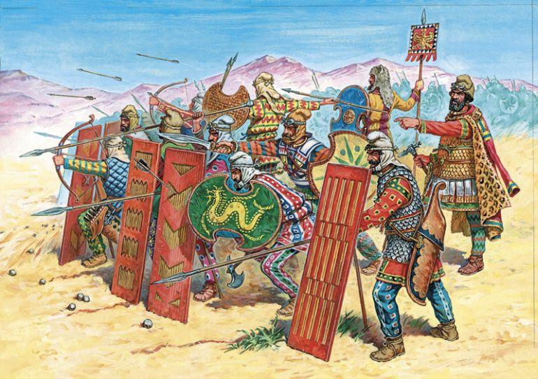 ĐẾ CHẾ BA TƯ THỨ NHẤT (PERSIAN ACHAEMENID)
