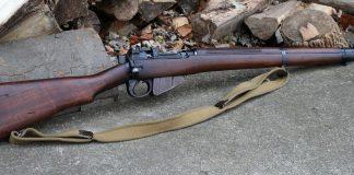 Lee Enfield No4 Mk1(T) – Súng trường bắn tỉa tốt nhất thế chiến thứ 2