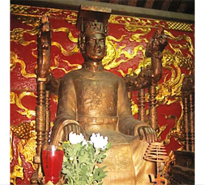 Lý Thần Tông (1128 – 1138) Nhà Lý