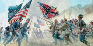 Nội Chiến Mỹ 1861 - 1865
