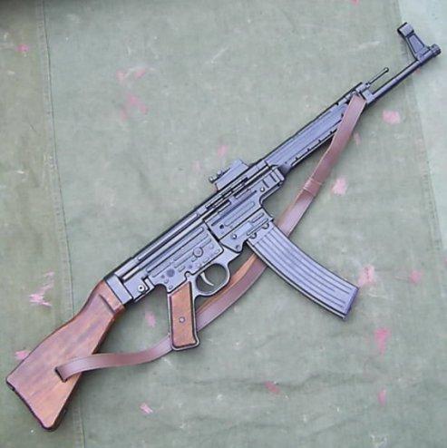 Súng Ak47 - Vũ Khí