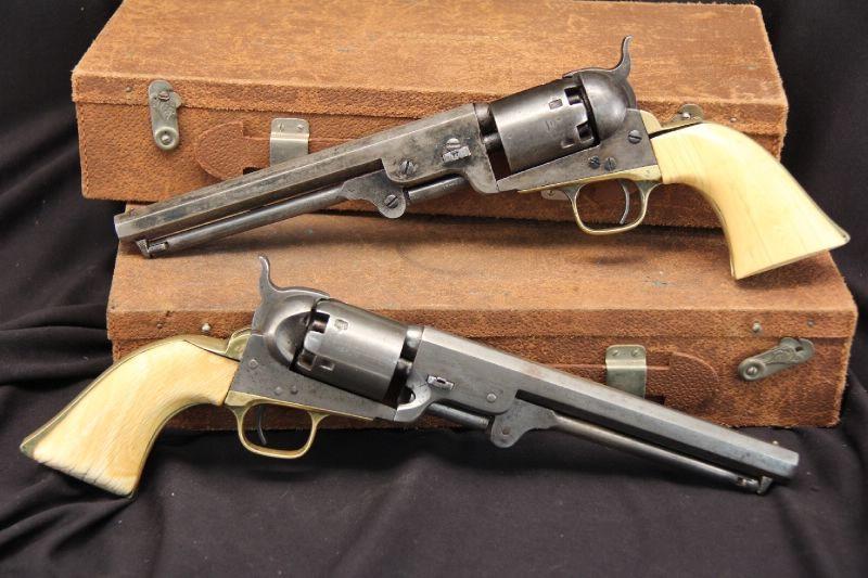 Súng Lục Colt Navy 1851 - Vũ Khí