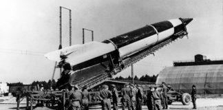 Tên lửa V-2 - Vũ khí