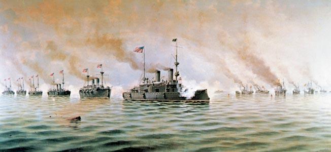 Trận chiến vịnh MANILA 1898
