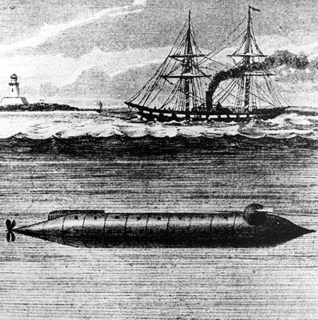 Tàu Ngầm - Vũ Khí