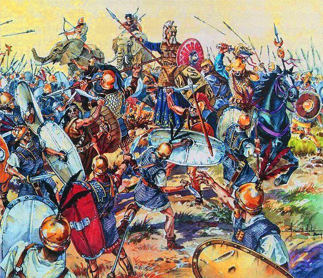 Trận Ilipa năm 206 TCN