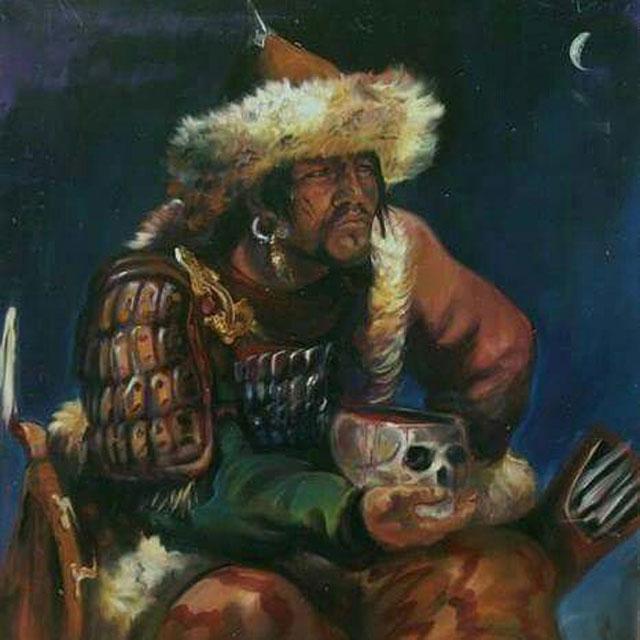 ATTILA - KING OF HUNS