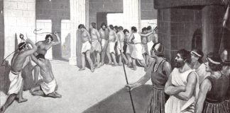 PHƯƠNG TÂY: NÔNG NGHIỆP NGHÈO NÀN VÀ CHIẾM HỮU NÔ LỆ
