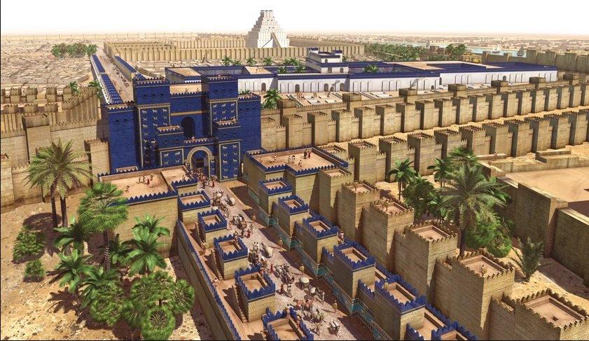 HOÀNG ĐẾ NABOPOLASSAR (626 - 605 TCN) - VỊ VUA SÁNG LẬP RA VƯƠNG TRIỀU TÂN BABYLON CƯỜNG THỊNH